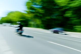 Motorrad Roller